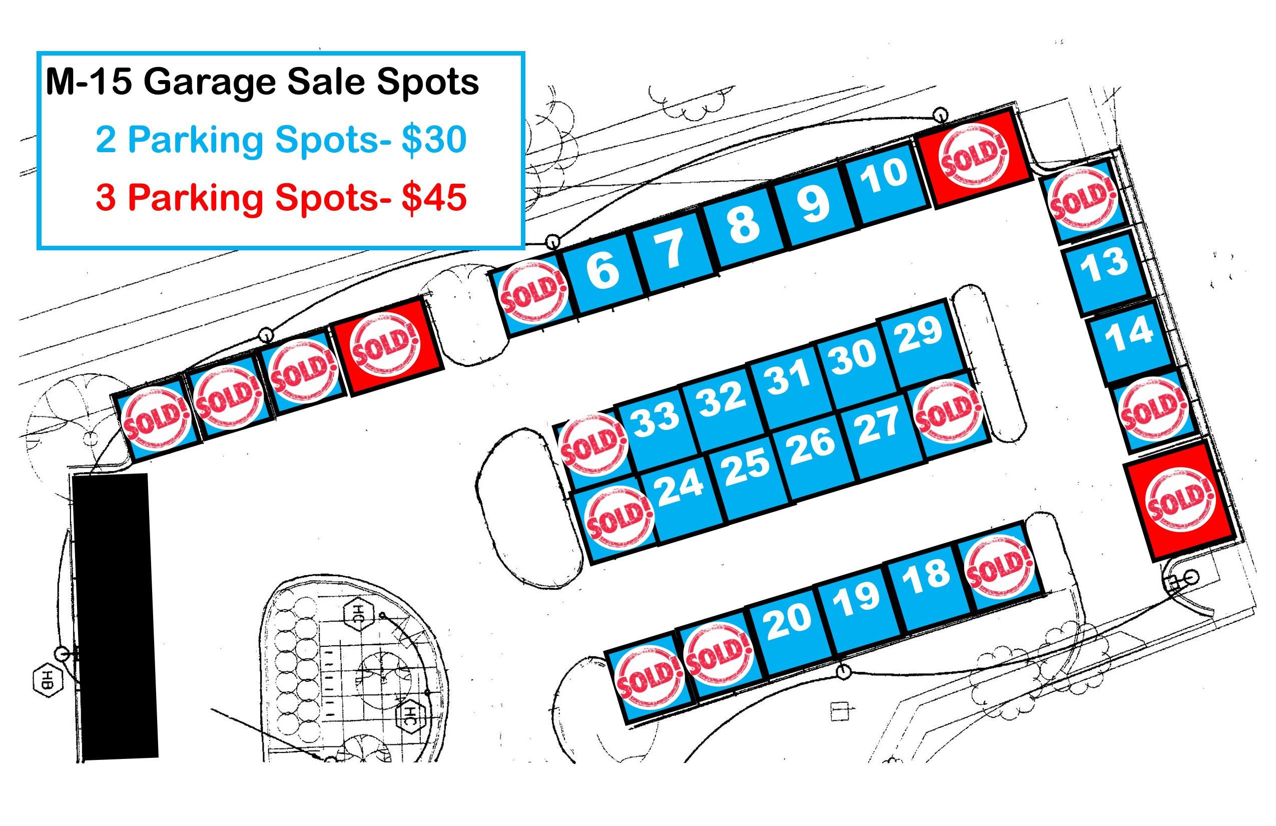 Garage Sale Space Seller-S4