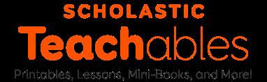 Teachables Logo wiht Tagline