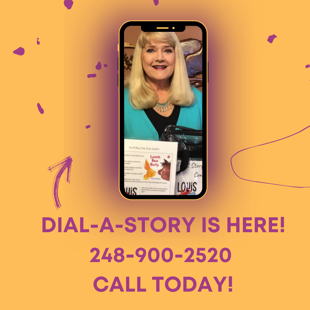 Dial – a-story is here!