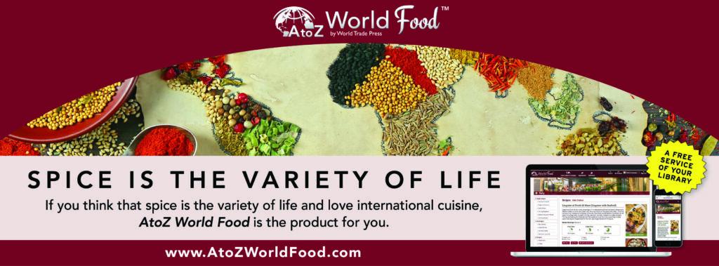 Link to World Food website