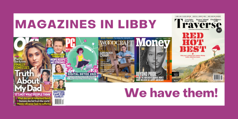 Download Magazines in Libby