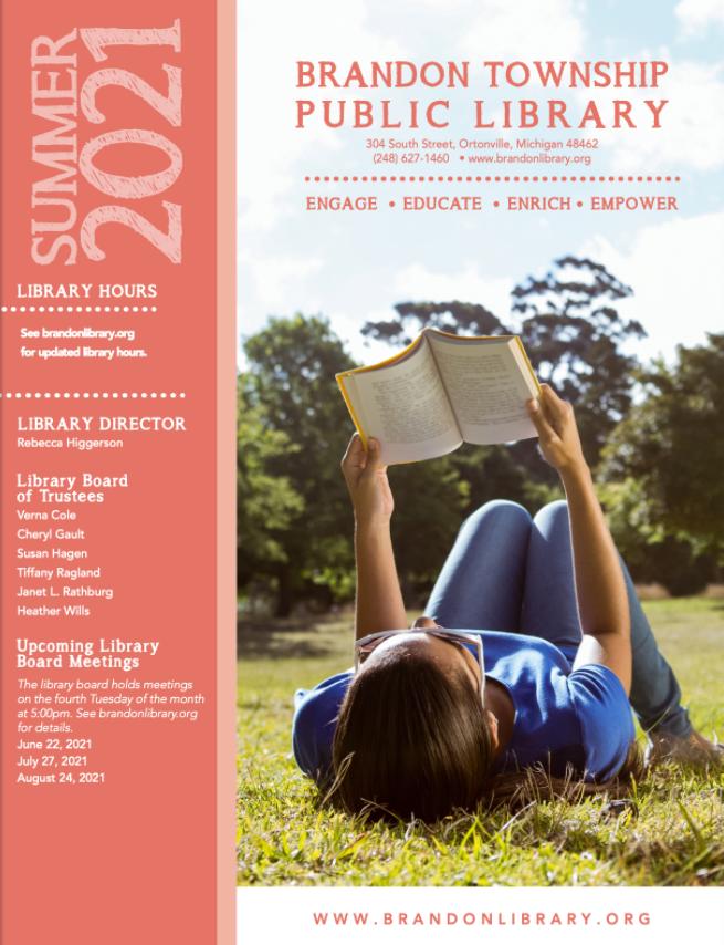 2021 Summer Newsletter